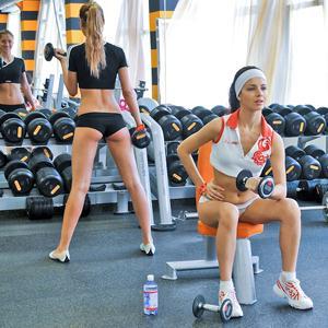 Фитнес-клубы Львовского