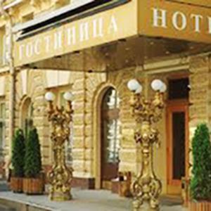 Гостиницы Львовского