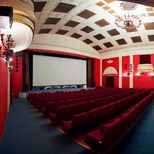Кинотеатры Львовского
