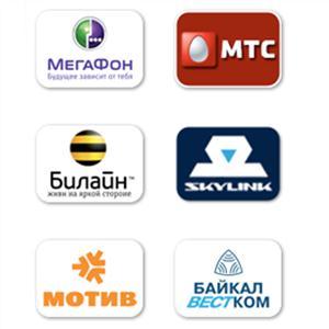 Операторы сотовой связи Львовского
