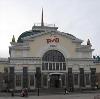 Железнодорожные вокзалы в Львовском