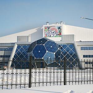 Спортивные комплексы Львовского