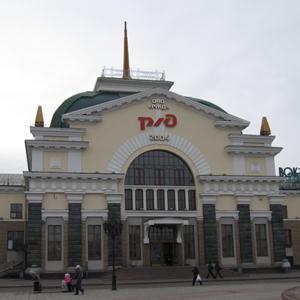 Железнодорожные вокзалы Львовского